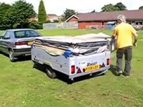 carrello tenda raclet raclet caravanes pliantes trailer tents doovi