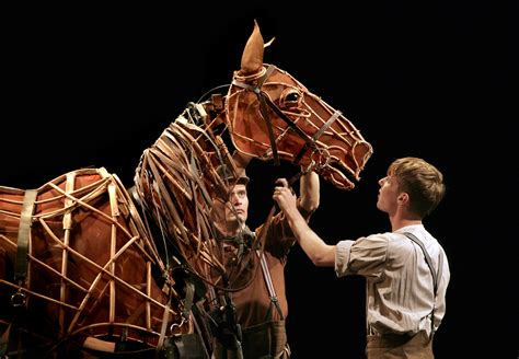 themes in the book war horse the puppet s work is to die thoughts on war horse
