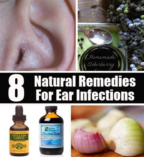 home remedies for ear infection 7 extremely effective