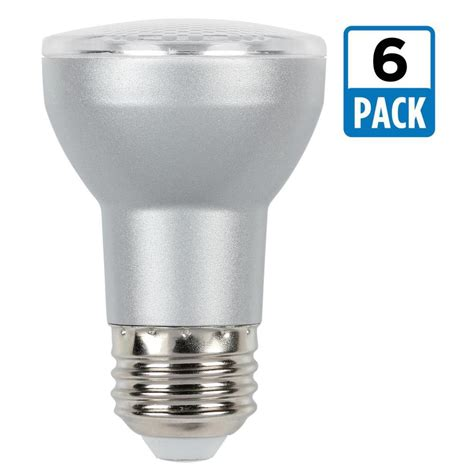 Par16 Led Light Bulbs Westinghouse 45w Equivalent Cool White Par16 Dimmable Led Flood Light Bulb 6 Pack 3306720