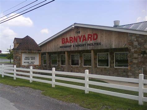 Barnyard Restaurant Barnyard Restaurant Millmont Pa 17845 570 922 0055