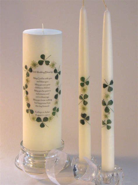 wedding candles celtic attic wedding candles claddagh unity altar