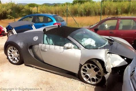 bugatti crash for sale crashed trashed bugatti veyron grand sport 1