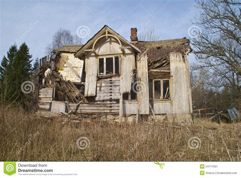 house image dilapidated houses stock image image 24111551