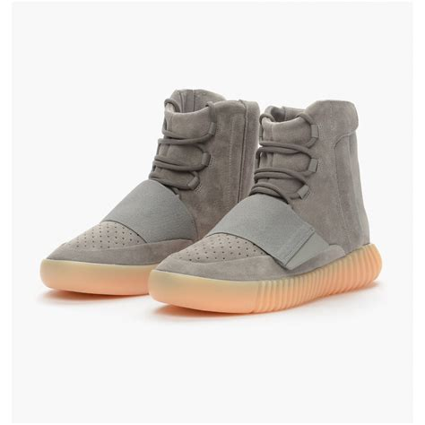 adidas yeezy 750 boost adidas originals yeezy 750 boost light grey gum