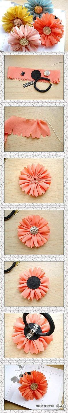 Handmade Accessories Tutorial - handmade hair accessories on wire headband