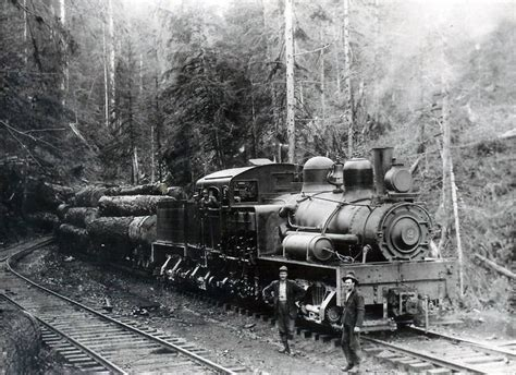 Roster Outer montana logging railroads