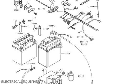 kawasaki bayou 300 wiring diagram html kawasaki wiring