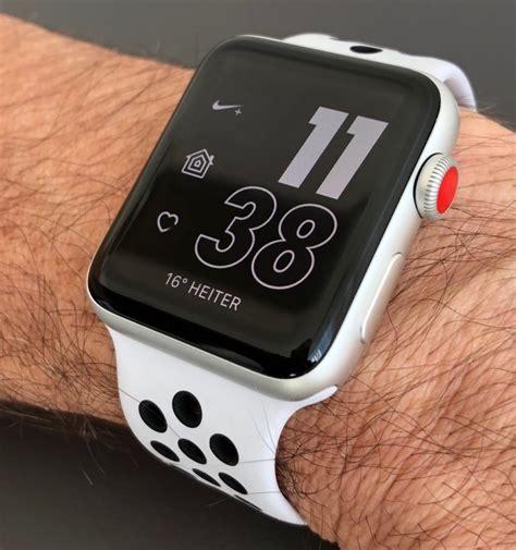 apple nike series 3 gps and lte models now in stores mac rumors