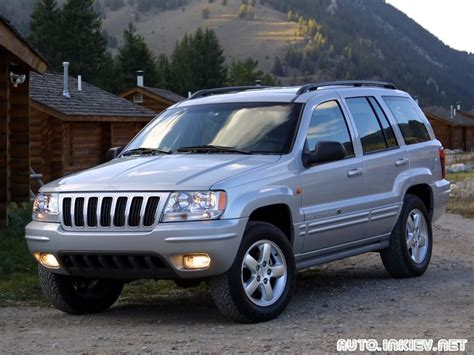 Jeep Grand 2003 Review Image Gallery 2003 Grand