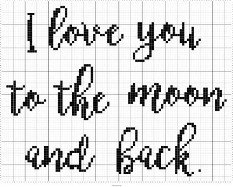 counted cross stitch pattern maker free the 25 best to the moon ideas on pinterest hand doodles