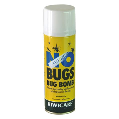 bed bug bomb no bugs bug bomb quick knock down of insect pests