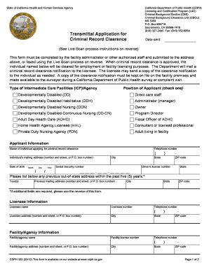 Employment Verification Letter Hhsc Criminal Application Fill Printable Fillable Blank Pdffiller