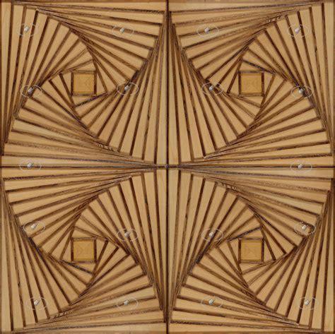 15 best 3d effect wallpaper designs visually enlarge room space wooden 3d panel hand fan effect texture seamless 20877