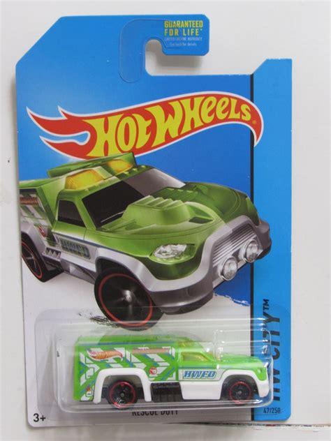 Hotwheels Wheels Hw Rescue Duty wheels 2014 hw city treasure hunt rescue duty reg ebay