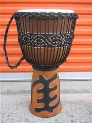 Djimbe Ring 2 djembe drum