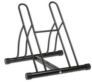 bike floor stand rack ebay