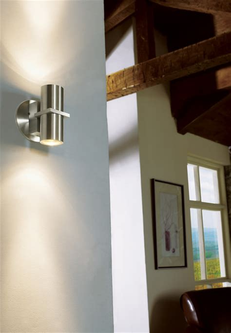Hallway Sconce Lighting Alpine Wall Sconce In Hallway Contemporary