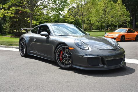 porsche gt3 grey 2015 porsche gt3 in agate grey metallic hunting ridge motors