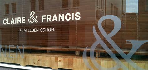 Fensteraufkleber Schaufenster by Schaufensterbeschriftung Logofolie De