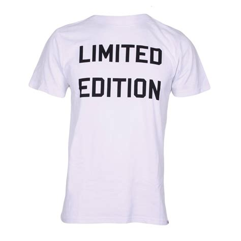T Shirt White Limited cotton soul t shirt limited edition white woodmint
