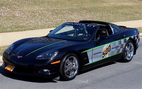 2008 Corvette Pace Car 2008 chevrolet corvette indy 500 pace car