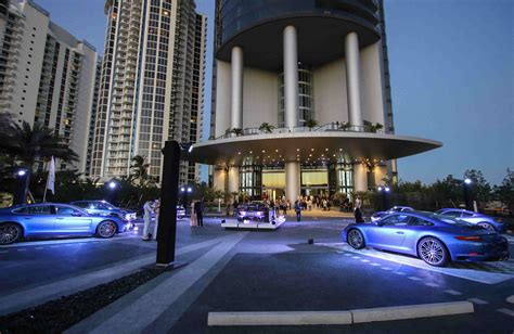 porsche tower miami porsche dezer development unveil porsche design tower