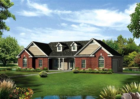 cape cod ranch house plans cape cod colonial country ranch traditional house plan 95891