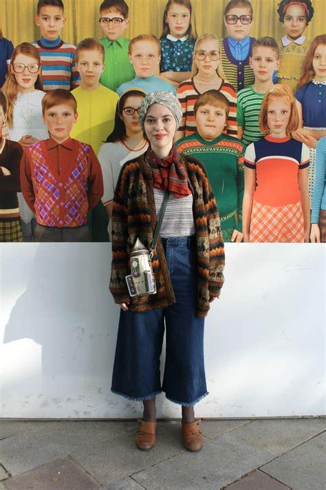Vintage Denim Cullotes vintagonista vintage vintage denim culottes