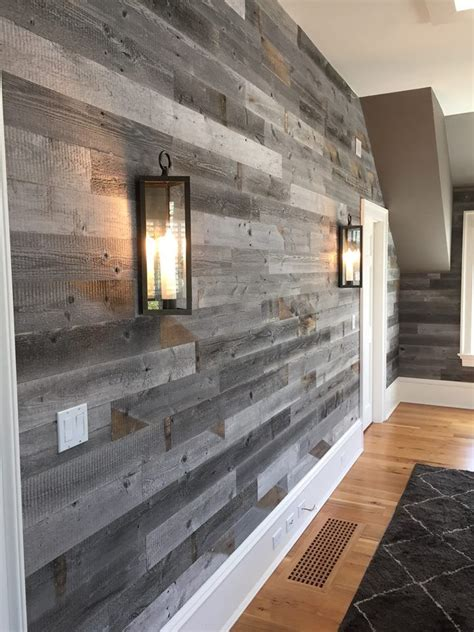 pallet wood accent wall for the home pinterest other stikwood living room home things pinterest living