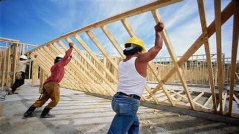home builders still feel better despite cliff concerns