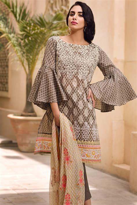 design dress 2017 khaadi eid collection 2017 latest lawn chiffon eid