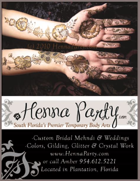 henna mehndi advertisement makedes com