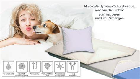 kissen und bettdecken hygiene schutzbezug f 252 r kissen bettdecken u matratzen