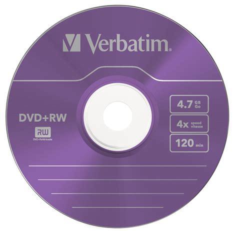 format dvd rw discs types of dvd