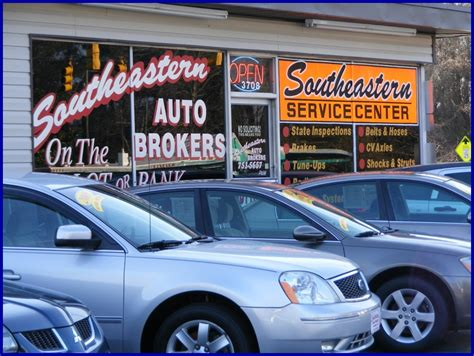 home southeastern auto brokers