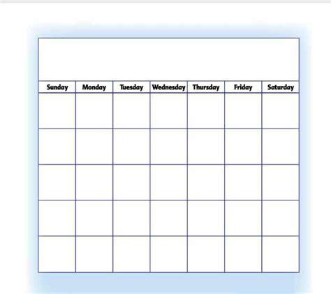 printable calendar grid 2016 blank calendar grid blank calendar printable