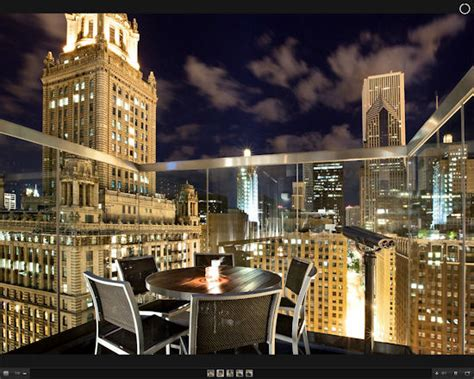 roof top bars in chicago who s the highest of them all 5 restaurants high above