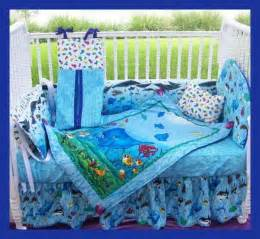 Baby Bedding Whales New Custom Spouty The Whale Crib Bedding Set Orca