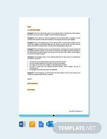 response demand letter attorney template