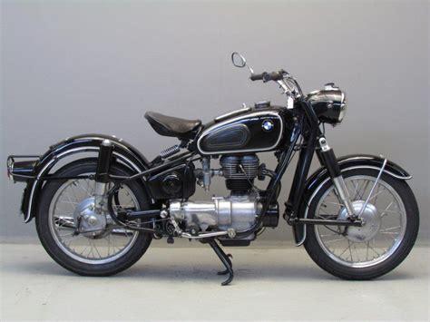 Bmw Motorrad 250 by Bmw 1957 R26 250 Cc 1 Cyl Ohv Yesterdays