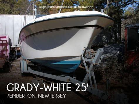 freshwater fishing boats for sale nj grady white 249 fisherman for sale in pemberton nj for