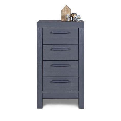 commode 4 tiroirs commode 4 tiroirs pin massif denis by drawer