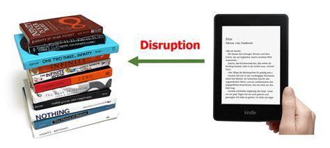 Novel Disruption top 7 disruptive business trends