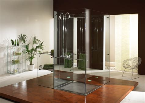 freistehende dusche glas freistehende duschen glas rapp duschkabinen glast 252 ren
