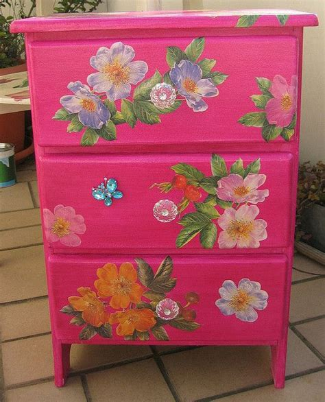 how do you decoupage furniture best 25 decoupage furniture ideas on how to