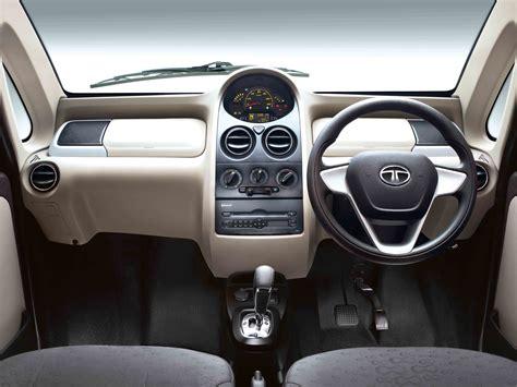 Tata Sumo Gold Interior Pictures 2015 Tata Nano Genx Pics Dashboard Carblogindia