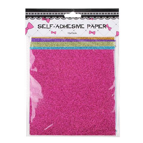 Self Adhesive Craft Paper - interwell cbt26 craft paper for scrapbooking wholesale