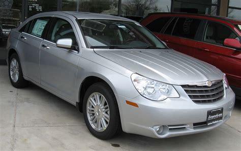 2007 Chrysler Sebring Sedan file 2007 chrysler sebring sedan jpg wikimedia commons