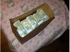 Where Can You Hide One Million Dollars Cash? (13 pics ... $1000000 Bill